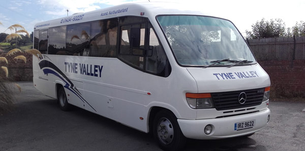 Luxury Coach Tours from Hexham with Tyne Valley Coaches 1